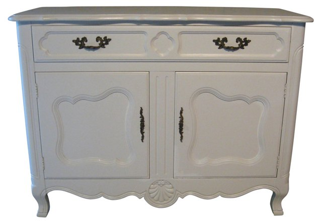 1960s Louis XV-Style Buffet
