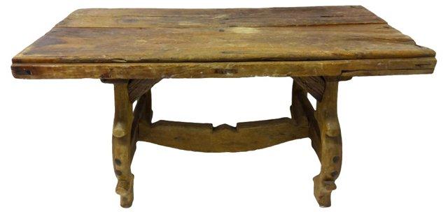 Ox Yoke Table