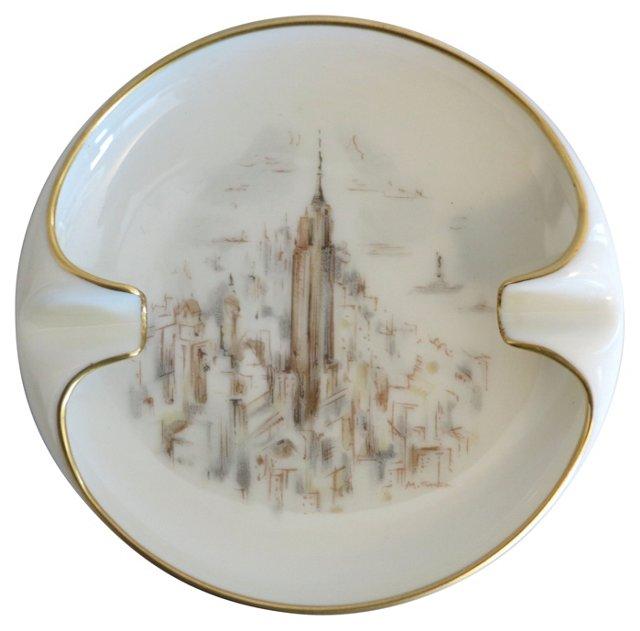 Lenox Empire State Building Ashtray