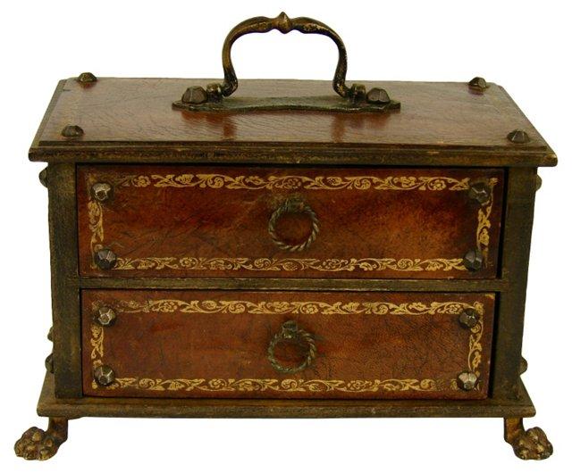 Italian Jewelery Box