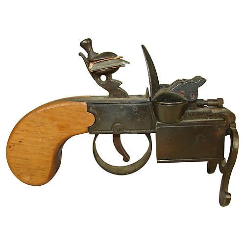 Dunhill Pistol Lighter