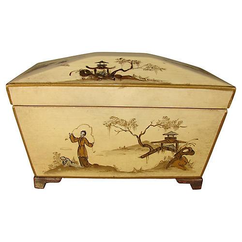 Chinoiserie Jewelry Box