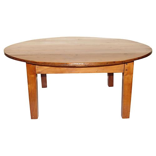 French Country Coffee Table