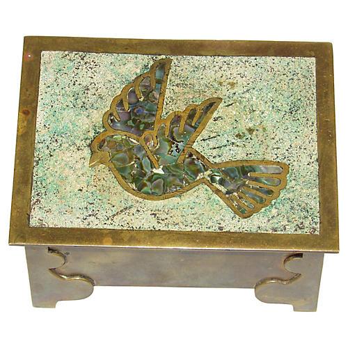 Mexican Dove Box