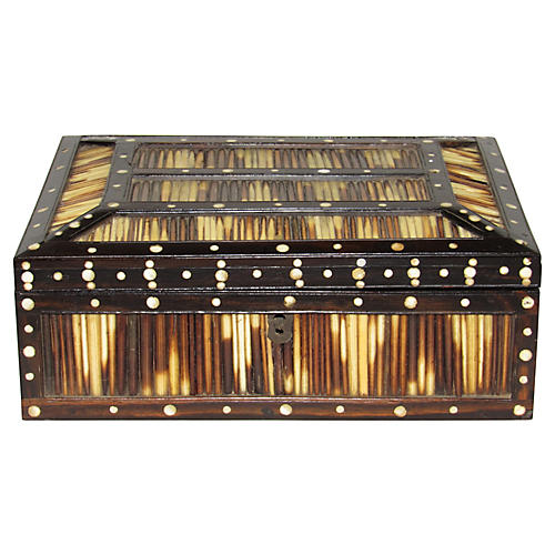 Porcupine Quill Box