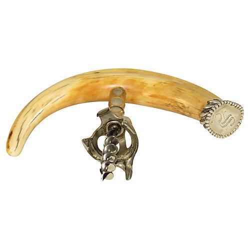 Boar Tusk Corkscrew