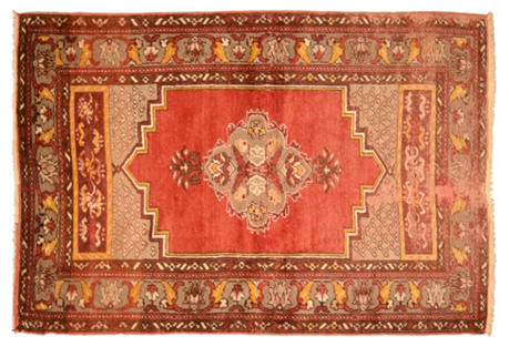 Turkish Rug, 3'3