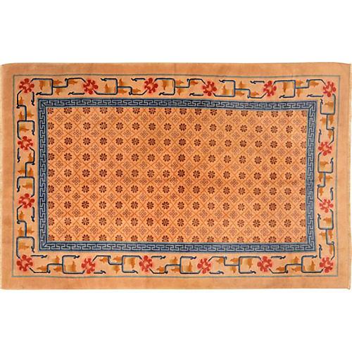 Chinese Rug, 5' x 8'