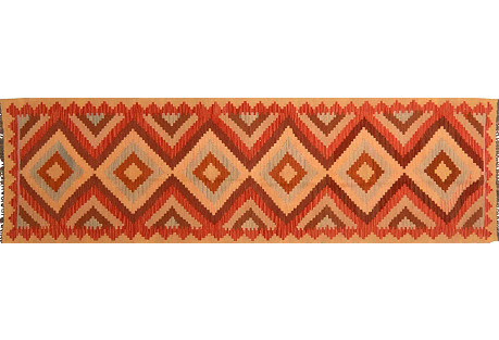Afghan Kilim, 2'9