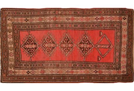 Caucasian Rug, 4'1'' x 7'3''