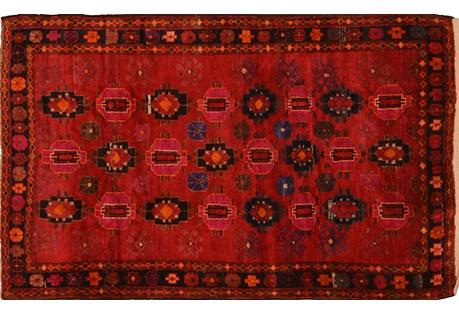 Persian Rug, 5'x8'