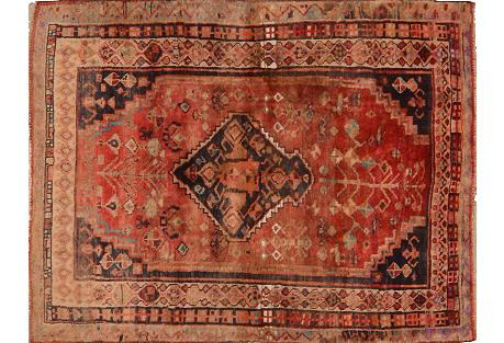 Persian Rug, 4'2