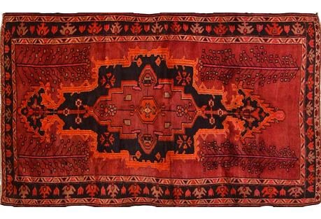 Persian Rug, 5'1