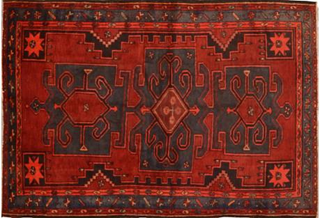 Persian Rug,4'7''X6'7''