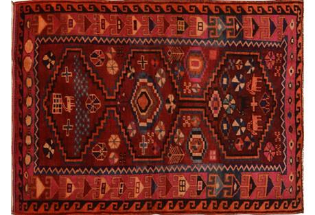 Persian Rug, 4'9'' x 6'3