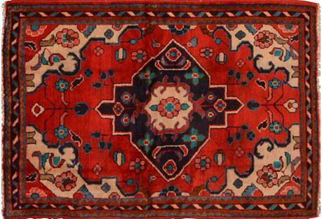 Persian Rug, 4'3