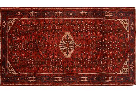 Persian Rug, 5'3