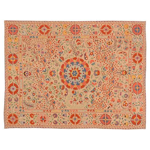 Uzbek Silk Suzani