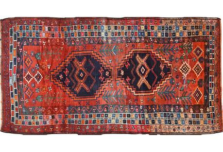 Persian Malayer Rug, 4'8'' x 5'9''