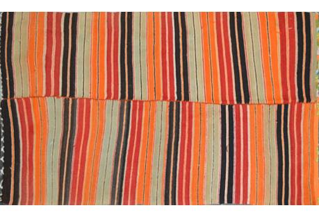 Striped Kilim, 3'6