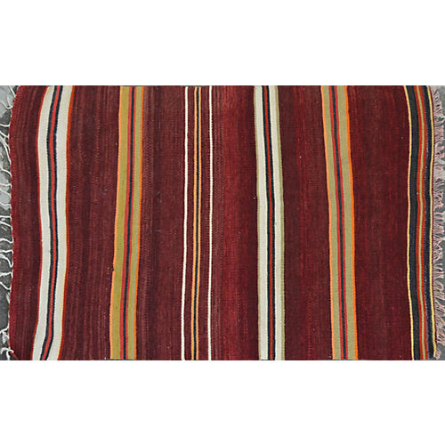 "Turkish Kilim, 2'1"" x 3'2"""