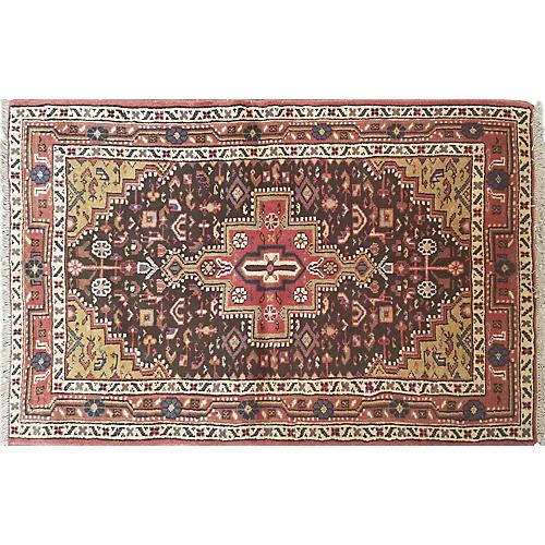 Persian Shiraz Rug, 2'5'' x 3'7''