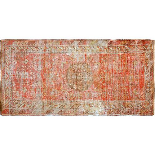 "Antique Khotan Rug, 4'2"" x 9'10"""