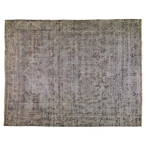 """Persian Kerman Carpet, 9'5"""" x 12'2"""""""