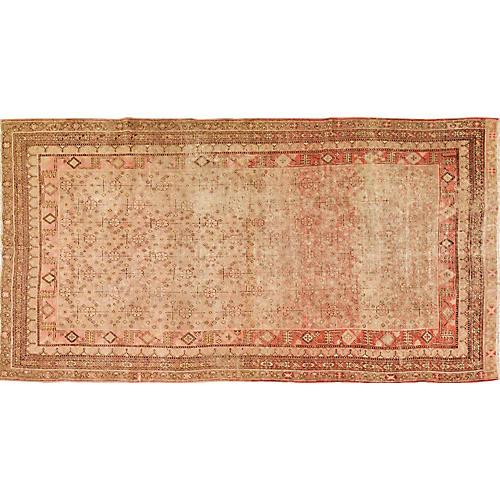 Antique Khotan Rug, 6' x 12'