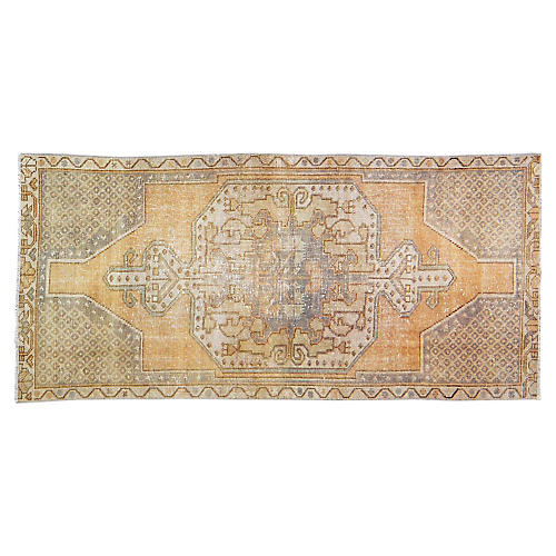 "Turkish Anatolian Rug - 2'8""x5'8"