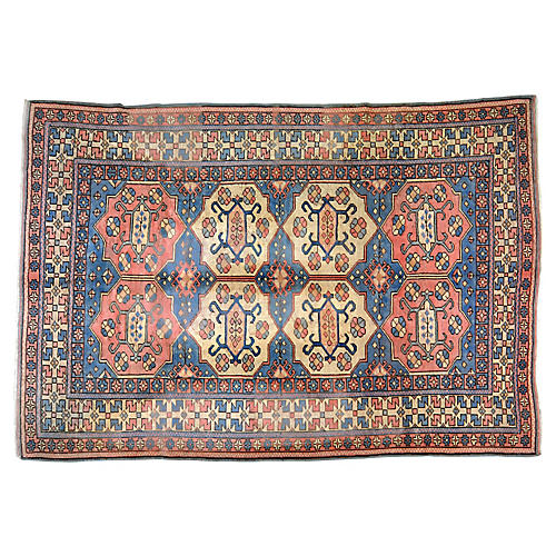 Turkish Anatolian Rug - 6'9''x9'9''
