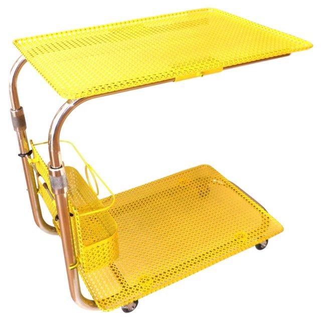 Bar Cart by Mathieu Mategot
