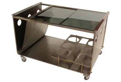 Bar Cart by François Monnet