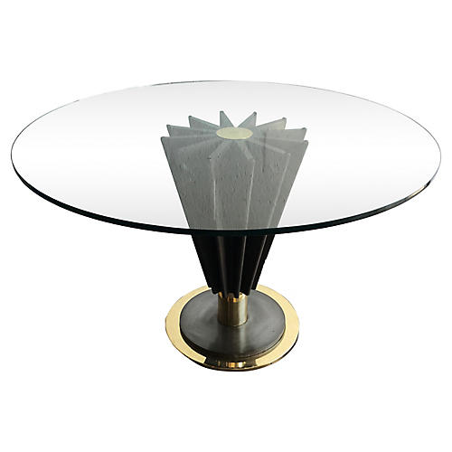 Pierre Cardin Dining Table