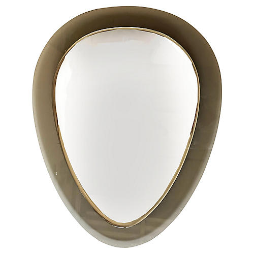 Veca Beveled Mirror