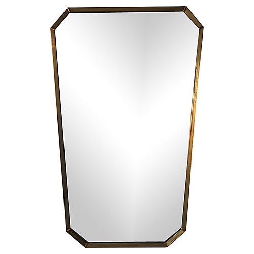 Italian Trapeze Mirror