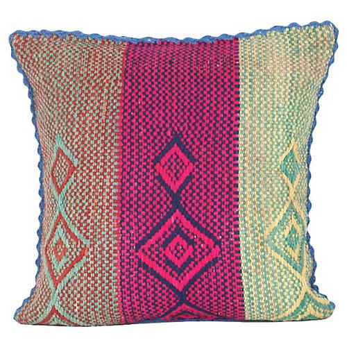 Peruvian Heirloom Pillow