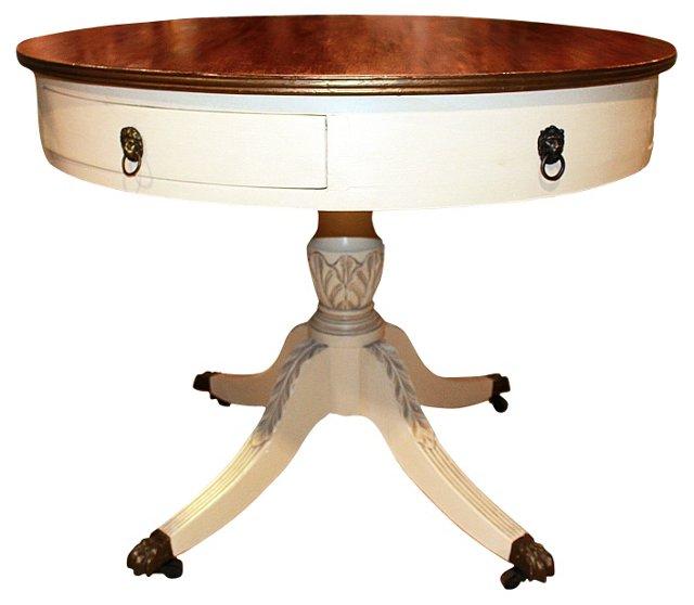 Antique Mahogany  Center Table
