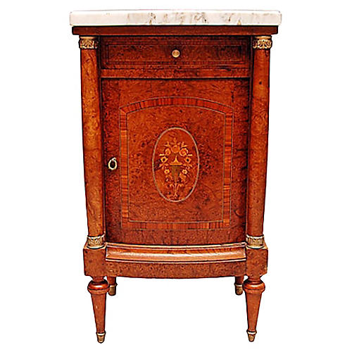 French Neoclassical-Style Side Table