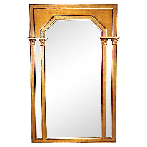 Modern Neoclassical Mirror