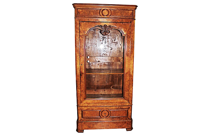 Louis Philippe-Style Bookcase