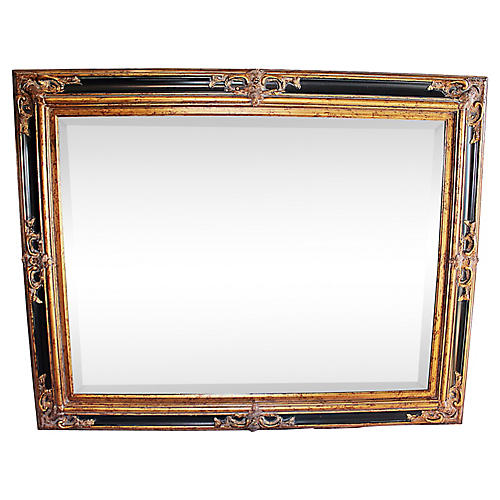Baroque-Style Wall Mirror