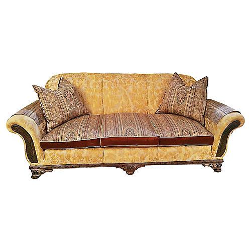 Antique American Sofa