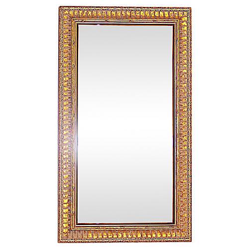 Petite Giltwood Mirror
