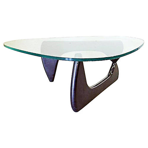 Modern Noguchi-Style Coffee Table