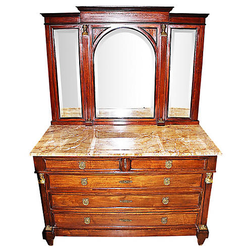 French Empire Dresser