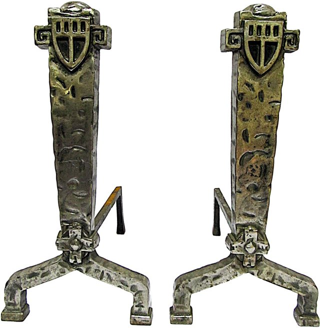 Cast & Wrought Andirons