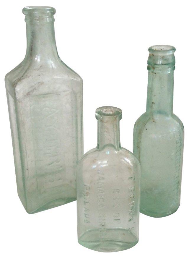 Green Bottles, S/3
