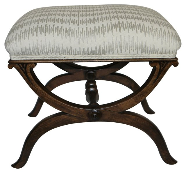 Antique Neoclassical   X-Bench