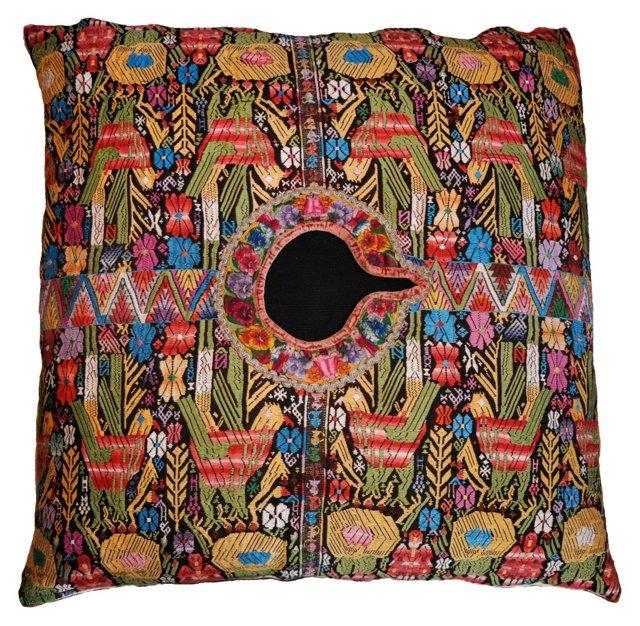 Huipiles       Pillow